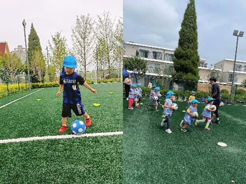 サッカー教室 写真その2