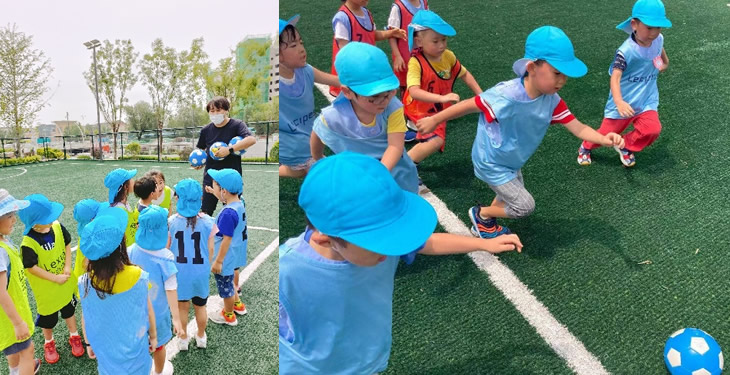 サッカー教室 写真その4