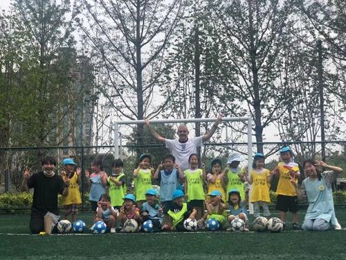 サッカー教室 写真その5